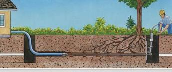 Trenchless sewer repair in Carlsbad, CA